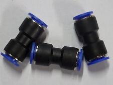 Juego De 3 12mm push-in Recta Neumática Accesorios tcu1200