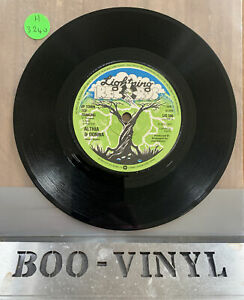 "Althia & Donna - Up Town Top Ranking  (7"" Single 1977) EX"