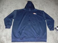 DENVER BRONCOS JACKET MENS 4XL MAJESTIC TEAM APPAREL NEW WITH TAGS!