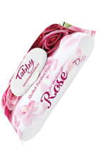 Tabby Wet wipes Alcohol- Paraben Free For Love Of Rose 72Pcs/Pack,Exp.04/2024.