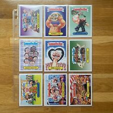 Riot Fest Garbage Pail Kids 2017 Full Set of 10