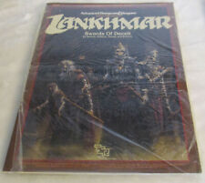 AD&D Lanknmar Swords of Deceit CA2 #9170 Dungeons 1986 Complete