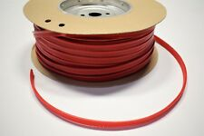 25 Yards Bright Red Vinyl Welt Cord Piping Marine Outdoor Auto Boat Upholstery