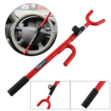 Auto Car Anti-Theft Security System Steering Wheel Lock SUV Truck Universal