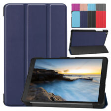 For Samsung Galaxy Tab A 8.0 2019 SM-T290 T295 Tablet Leather Case Stand Cover