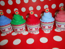 12 pieces party favors : Cupcake Towels
