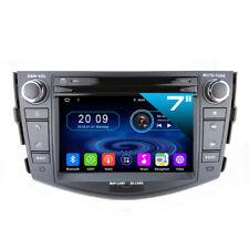 "Toyota RAV4 Android 9.0  Autoradio 7"" Touchscreen Navi GPS USB DVD SD Bluetooth"