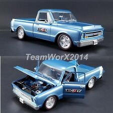 ACME A1807205 1967 Chevrolet C10 Nickey Chevrolet Custom Shop Truck 1:18 PRESALE