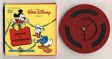 Filmino 8 S8 PLUTO E PAPERINO Walt Disney Cinecasa 2420 OTTIMO 8mm No Super 8