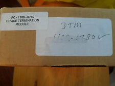 FCI DEVICE TERMINATION MODULE # 1100-0780 - NEW - FREE SHIPPING