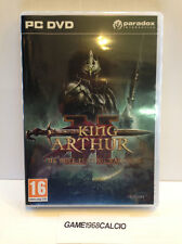 KING ARTHUR 2 II THE ROLE PLAYING WARGAME (PC) NUOVO SIGILLATO
