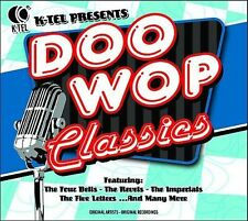 K-Tel Presents: Doo Wop Classics CD