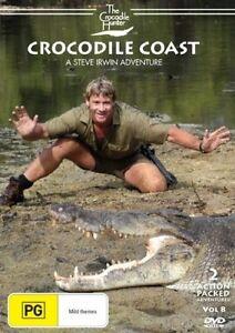 The Crocodile Hunter - Crocodile Coast : Vol 8 (DVD, 2007) Region 4