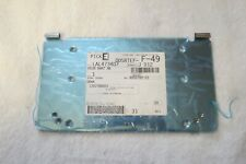 NEW OEM 2008 2009 2010 Chrysler Sebring License Plate Bracket 0528 8487 AB #1008