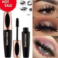 4D Silk Fiber Eyelash Mascara Eyelashserum Wimpernserum Wimpernverlängerung Lash