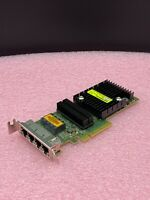 511-1422 Sun Oracle PCI Express PCI-E Quad Gigabit Ethernet Card UTP X4447A-Z