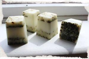 Peppermint Eucalyptus Goat's Milk Soap, Travel Soap, 5 oz