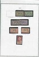 france 1906-20 stamps page ref 19850