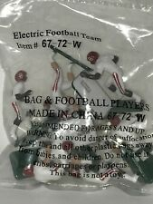 Tudor Electric Football Game Team Bag #67-72-W (11 Players per Bag Oklahoma) NEW