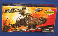 GI Joe Ninja Commando 4x4 Vehicle 2012 Snake Eyes Retaliation MIB Hasbro Cobra