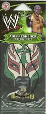 WWE rey mysteria 2011 AIR FRESHENER official merchandise USA sealed IMPORT