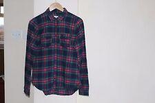 Womens Abercrombie & Fitch Plaid Shirt- Size Medium