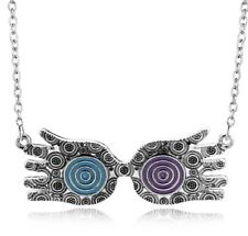 Harry Potter Luna Lovegood Spectrespecs Glasses Necklace