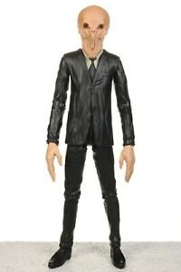 """Doctor Who Open Mouth THE SILENT Silence 11th Dr Era 6.5"""" Action Figure 2011"""