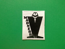 HEAVY METAL PUNK ROCK MUSIC FESTIVAL SEW ON / IRON ON PATCH:- MADNESS MADSTOCK