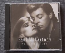 Paul McCartney, press to play, CD
