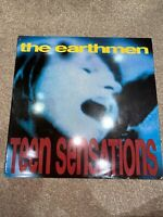 The Earthmen - Teen Sensations - LP Vinyl Record