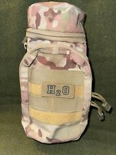 Water Bottle Pouch Holder Molle Pals Webbing Surplus Tactical