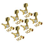 Electric Guitar Tuning Pegs Tuners Keys Machine Heads for Acoustic Parts  6 L
