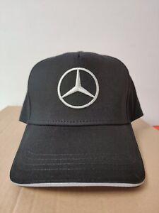 Mercedes-Benz Cap, Hat, Unisex, Men's, Ladies, Mercedes, Black, Baseball Hat,