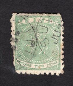 Fiji 1871 stamp SG#11 used CV=490$