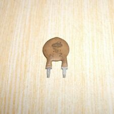 Brown Erie 0.01uF Ceramic Capacitor