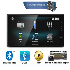 "Kenwood DMX1025BT 6.8"" Multimedia WVGA Touchscreen Display AV Receiver"