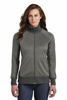 The North Face Womens Tech Mid-Weight Full-Zip Fleece Outerwear Jacket S M