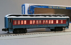 LIONEL POLAR EXPRESS DISAPPEARING HOBO CAR O GAUGE train snow 6-84602 NEW DESIGN
