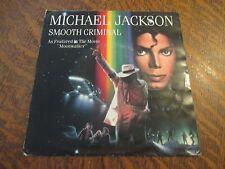 45 tours MICHAEL JACKSON smooth criminal
