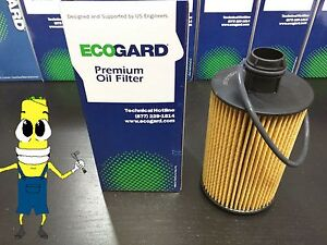 Premium Oil Filter for Ram 1500 with 3.0L Diesel Engine 2014 2015 2016 2017 2018