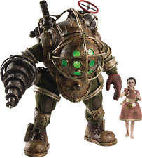 1/6 Scale Bioshock Big Daddy & Little Sister ThreeZero