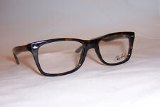NEW Ray Ban RB RX 5228 RB5228 RX5228 5545 HAVANA 50mm AUTHENTIC