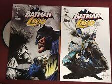 Batman Lobo Deadly Serious (DC 2007) #1-2 Sam Kieth
