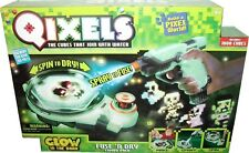 QIXELS USE N DRY GLOW IN THE DARK COMBO PACK *BNIB* INCLUDES 1000 CUBES