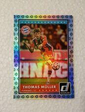 2015 Donruss Calcio Palla Verde #41A Thomas Muller Sn 07/25