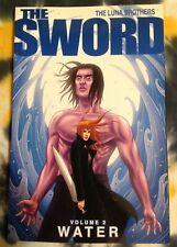 The SWORD Vol 2 Water (Luna Bros) - Image Comics / Graphic Novel (TPB) - New