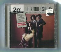 The Pointer Sisters -20th Century Masters: Millennium Collection CD NEW UNOPENED