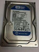 "Western Digital WD1600AAJS 160GB 3.5"" Internal Hard Drive For PC. Caviar Blue."
