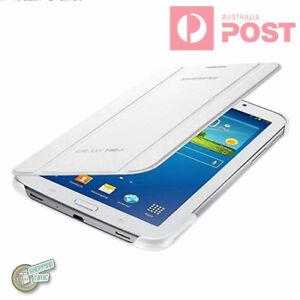 GENUINE ORIGINAL Samsung SM-T210 T211 T217 Galaxy Tab 3 Tab3 7.0 Book Case Cover